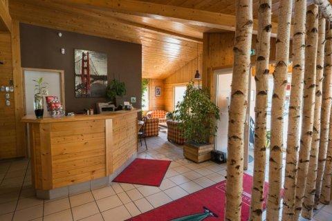 Reception hotel restaurant Annecy/Seynod soirée étape professionnel et commerciaux